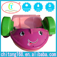 Small Plastic Hand Paddle Boat