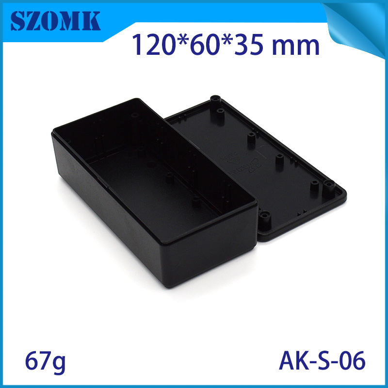 box plastic electronic enclosure cheap price