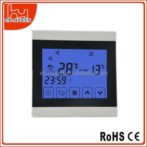 Room Thermostat LCD Touch Room Thermostat