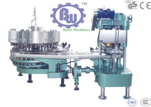 Small Carbonated Drink Filling Machine Unit with Sealing Machine from China Manufacturer
