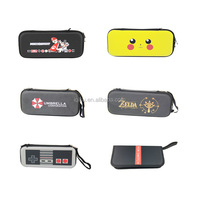 High Quality EVA Travel Carrying Hard Bag Protective Pouch Storage Cover Case For Nintendo Switch Game Console 6 Types Available