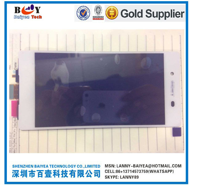 for sony Xperia z4 LCD touch screen display assembly