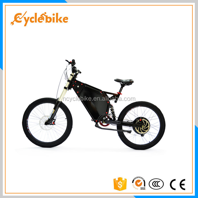 Hot selling 500W enduro electric bicycle with EN15194