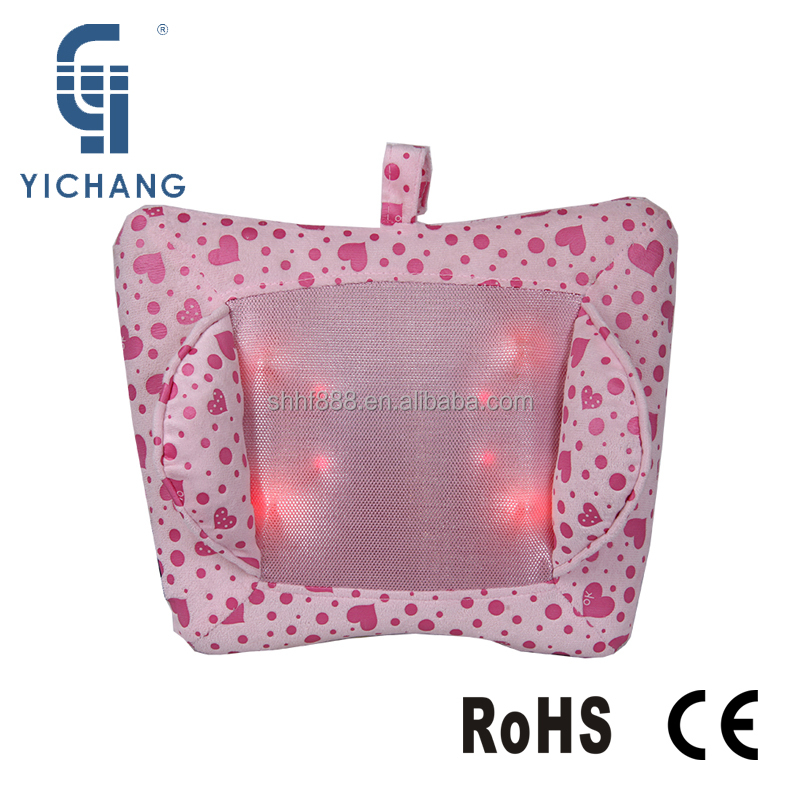 high quality worked by adaptor back pain relief kneading cushion pillow
