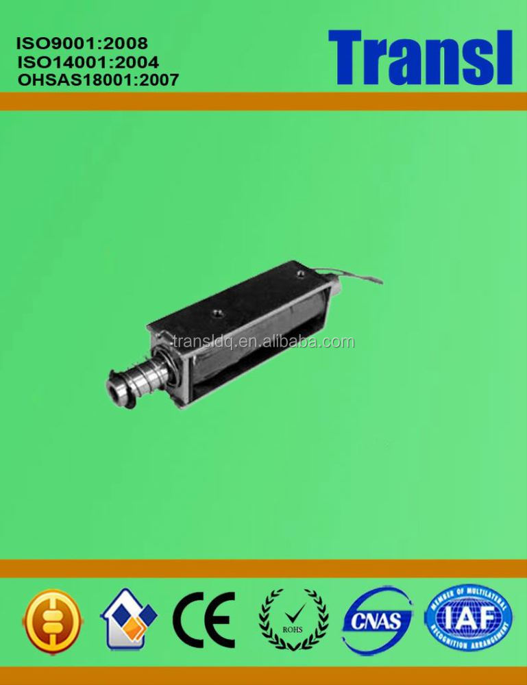 20Mm Stroke Micro Linear Solenoid Pull Push Actuator