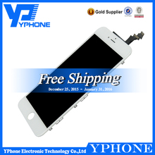 For iphone 6 lcd/ digitizer replacement,touch screen lcd for iphone 6 4gs