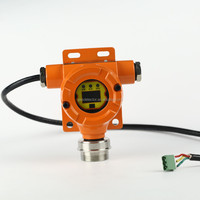 Fixed pentane gas detector transmitter for pentane gas leak,combustible gas leak with 4-20mA output to DCS system or PLC
