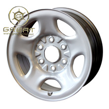 best quality wheel 16x6.5 with many different design and mould