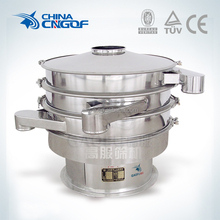 Rotary vibrating screen Coconut Oil Centrifuge Separator for Sieving Classifying and Filtration