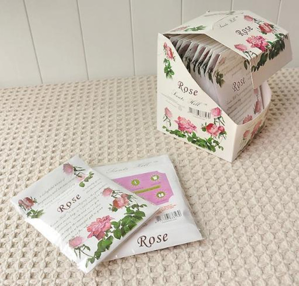 Envelope bag small paper scented sachet