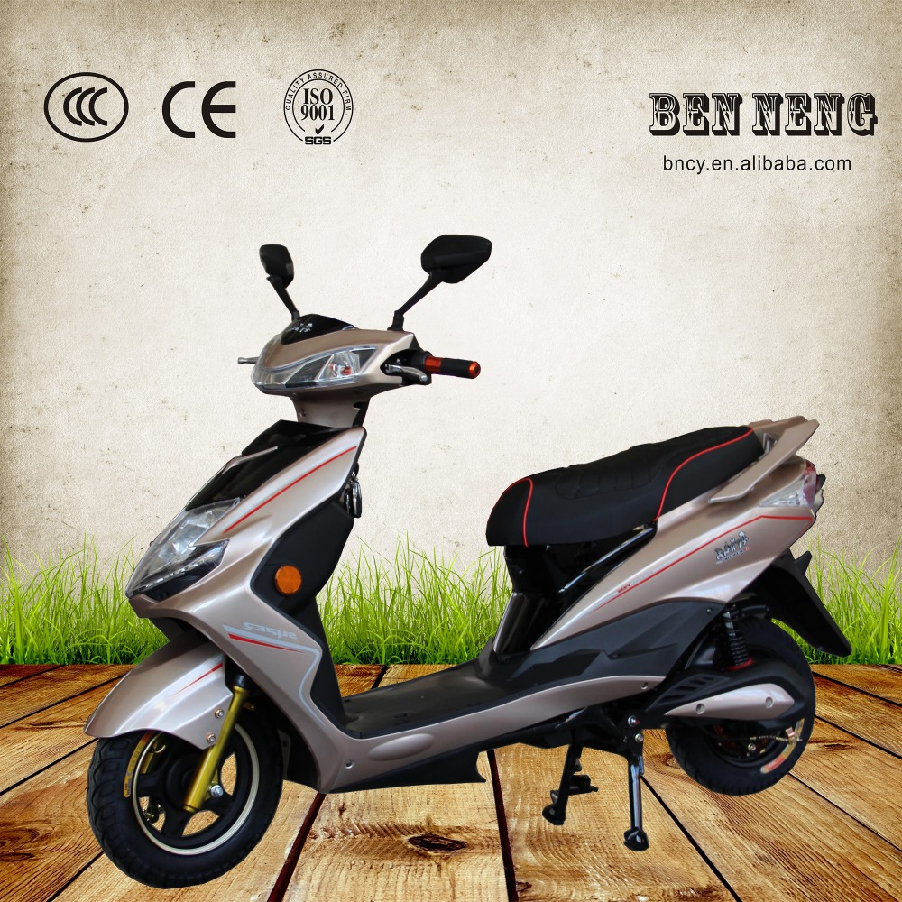 High quality 1200W city rode electric motorcycle with storage batter power