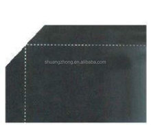 black recycle HDPE plastic slip sheet slip pallet for push/pull attachment