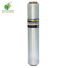 Manual shrink wrap plastic pallet stretch film for packing