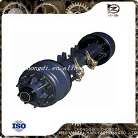Chinese auto parts cart wheels and axles for American market