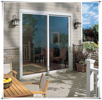Container house PVC glass sliding door,Shipping container home
