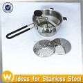 Stainless Steel Manual Food/Vegetable Mill With 3 Discs/Blades