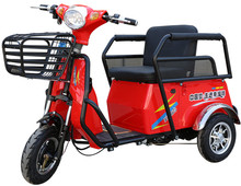 48 Voltage 500W Lead acid battery operated electric tricycle used