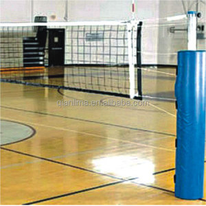 VOLLEYBALL NET STEEL CABLE ROPE BEACH INDOOR OUTDOOR Official Size USA Seller
