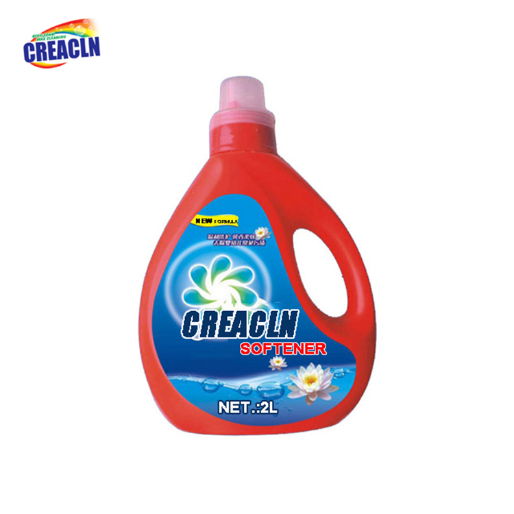 1.2L High efficiency fabric softener detergent liquid from shandong