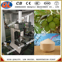 commerical and high effiency electric portable diamond shape green coconut peeling machine | coconut cutting machine