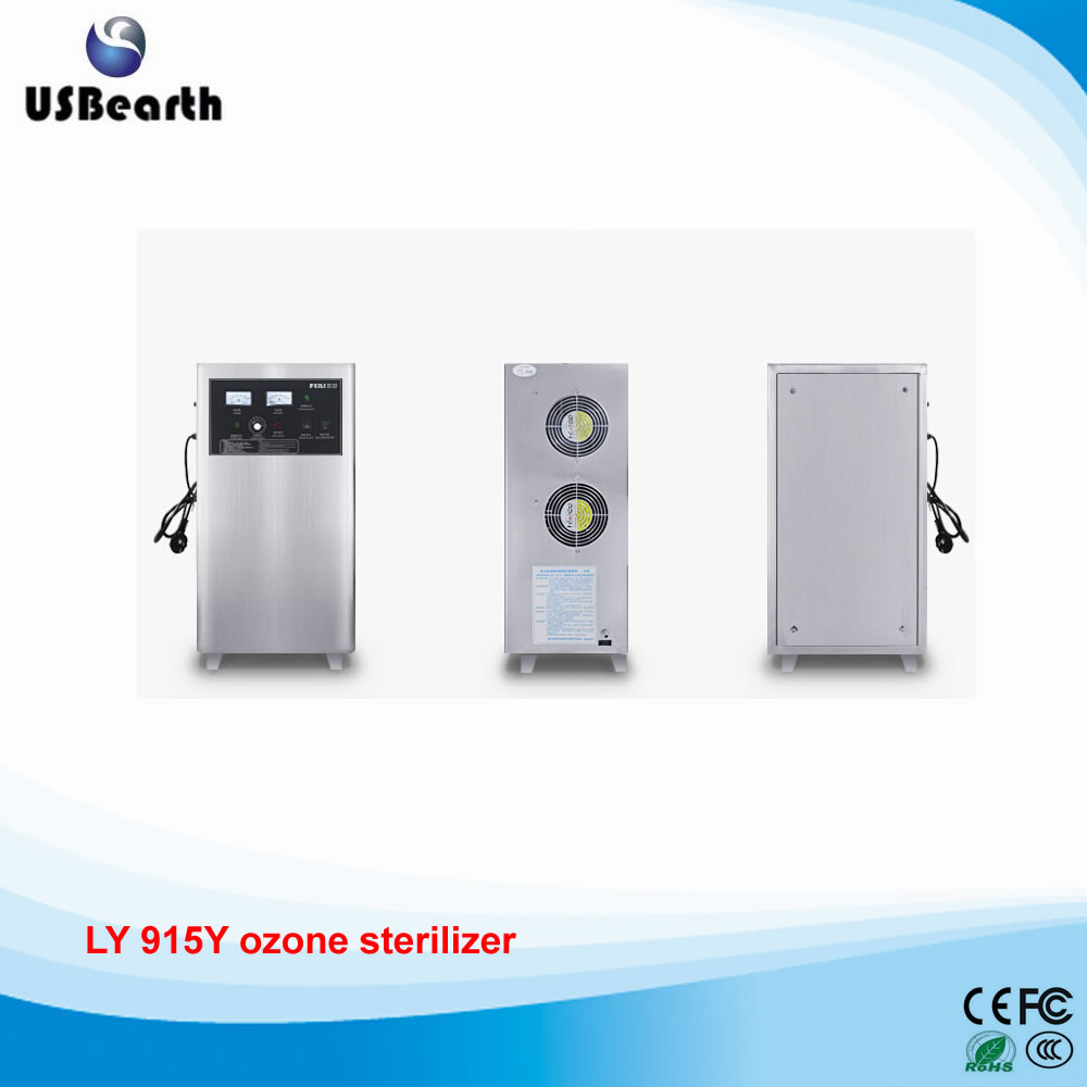 2017 LY 915Y ozone sterilizer 15g/h for car,house room,food,air