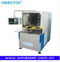 Vinyl win-door corner and surface cleaning machine/Viny window door frame cleaning machine/CNC window frame cleaner SQJ-CNC-120