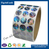Lenticular printing 3d metal printing business cards laser hologram label
