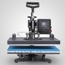 LOW PRICE 6 in1 Digital Transfer Sublimation Heat Press Machine for T-shirt Mug Hat Phonecase