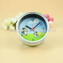 Supply fashion novel canned clock