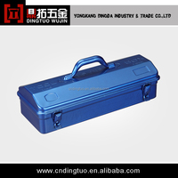 professional industrial blue tool case
