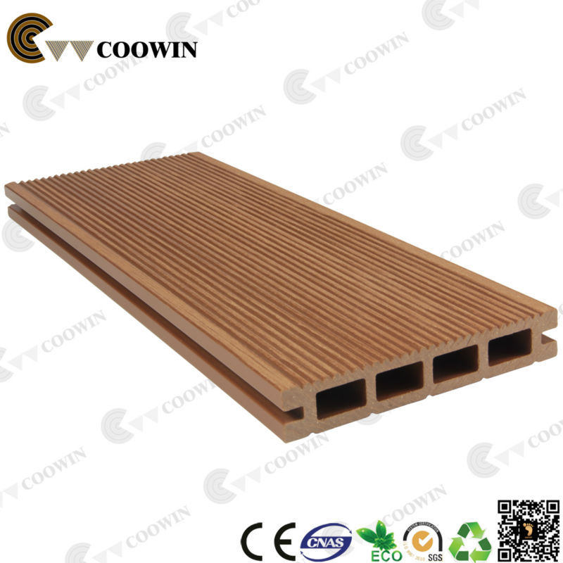 wood plastic synthetic outdoor flooring