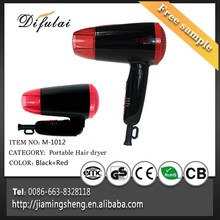 Promotion Mini Hair Dryer for Online Shopping Travel Hair Blow Dryer Bulk Buy from China