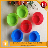 Innovation molding sample design hot sales silicone teacup cupcake molds