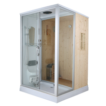 2016 New China Supplier Professional Package Home Steam Sauna Room