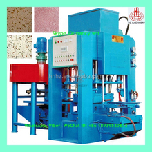 Factory Price Extrusion Type Terrazzo Making Machine/Wall Block Making Machine