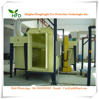 2016 Best Powder coating line for aluminum profile