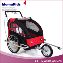 safe driving pet products child bike trailer