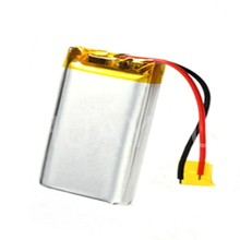 China supplier 3.7v 470mah li-polymer battery 582535, li polymer battery 582535