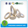Crepe paper masking adhesive tape with high temperature