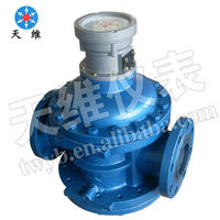 CE Approved mechanical heavy diesel fuel Flow Meter/heavy fuel oil flow meter