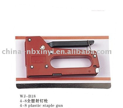 4-8mm plastic staple gun with GS certificate