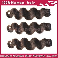 2015 Wholesale Double Weft Perfect Bundles Body Wave Wholesale Brazilian Hair Sensational Expression Braiding Hair