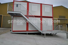 Prefabricated modular container house make in China