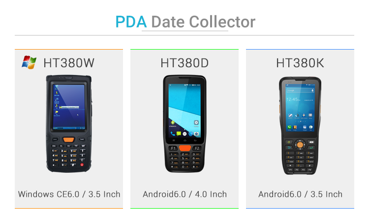 android  pda 1D 2D QR code barcode scanner