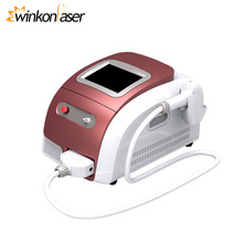 2018 New innovative technology care face 808nm diode laser hair removal beauty product
