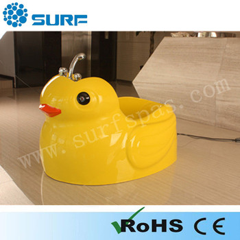 new design yellow duck adorable mini baby bath tub with stand buy baby bath. Black Bedroom Furniture Sets. Home Design Ideas