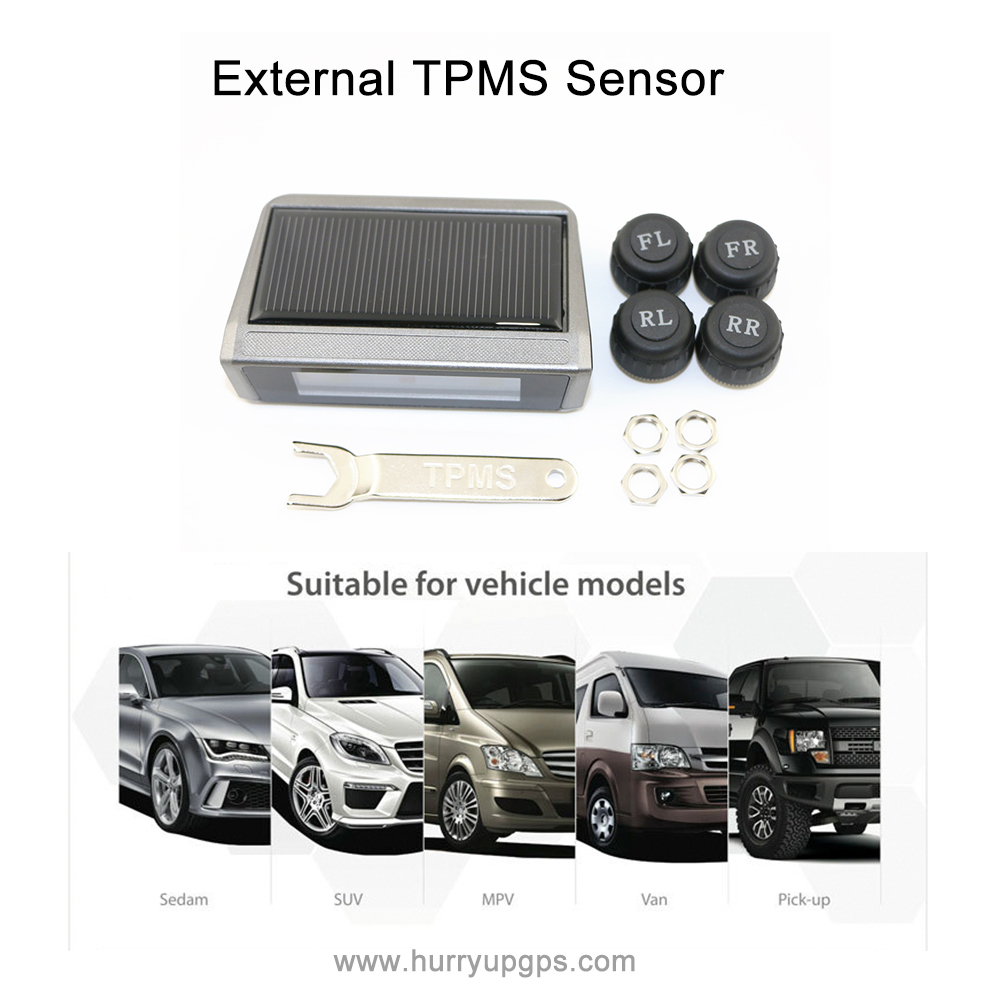 Factory OEM Hight Quality Internal TPMS Sensor Caska Tool Car Tire Pressure Monitoring System for Truck and Bus