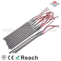 Explosion proof high temperature durable heating rod cartridge heater