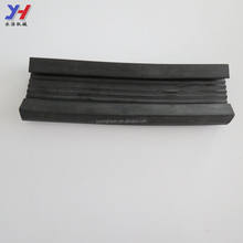 Custom made anti aging silicone rubber edge trim seal