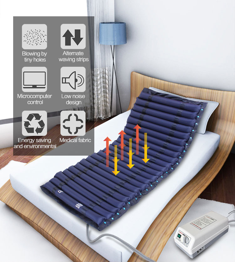 Anti bedsore cushion medical air mattress inflatable bed